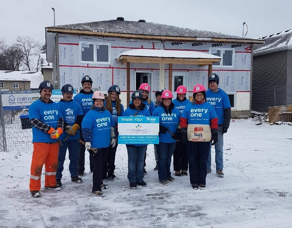 Sentinel Risk Insurance Group Habitat For Humanity
